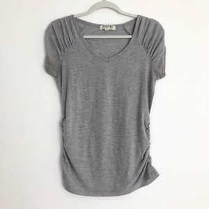 Inspire Maternity   Short Sleeve Tee Shirt
